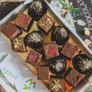 Живые (RAW) конфеты