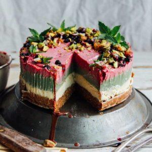 Диетические, натуральные торты