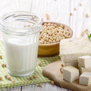 Вегетарианские молочные продукты