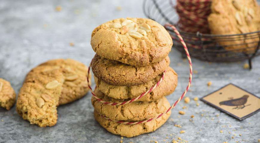 Рецепт безглютенового печенья